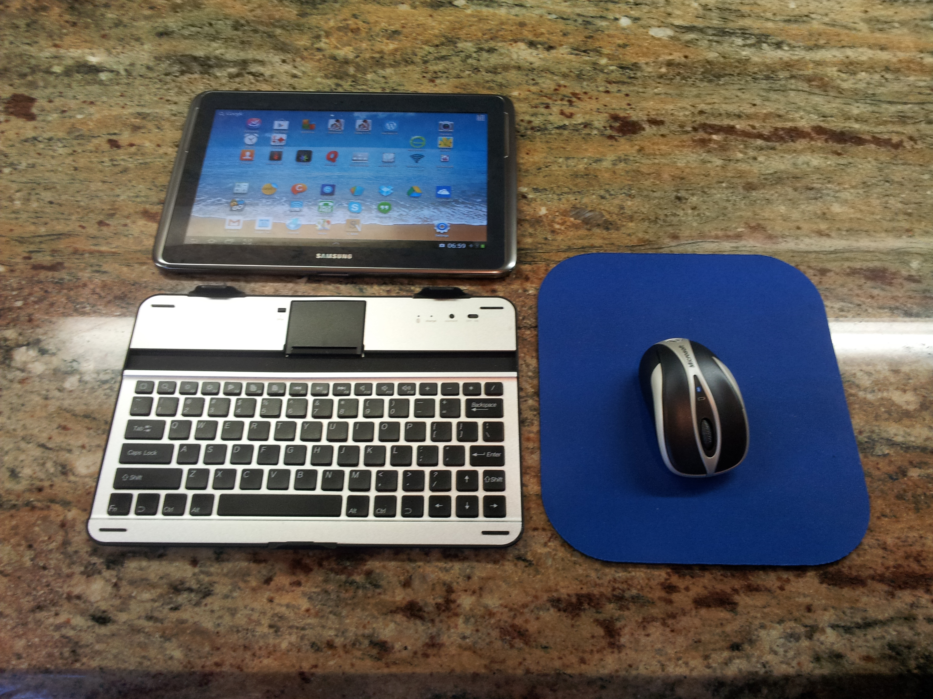 12 5 samsung galaxy note 10 1 with keyboard mouse 2013 05 27 today 39 s personal computing