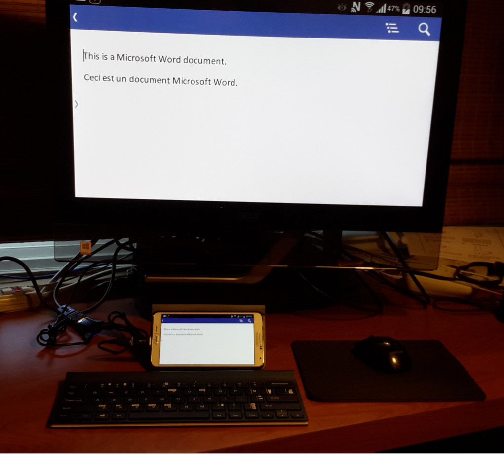 04.2 – Using your smartphone with a monitor, a keyboard and a mouse, as your single personal computer-2014-08-21
